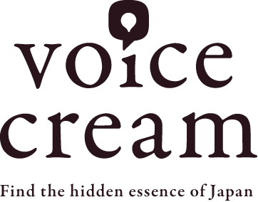 voice cream Find the hidden essence of Japan