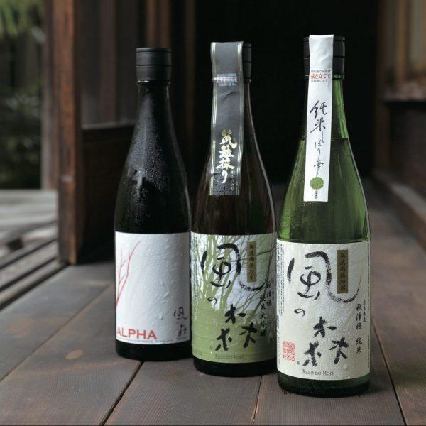 シュワシュワッと酒が生き躍る。日本酒通をうならせる「風の森」