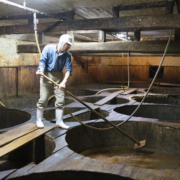 吉野の人々の記憶にこの味あり。地域に根ざした「宮滝しょうゆ」