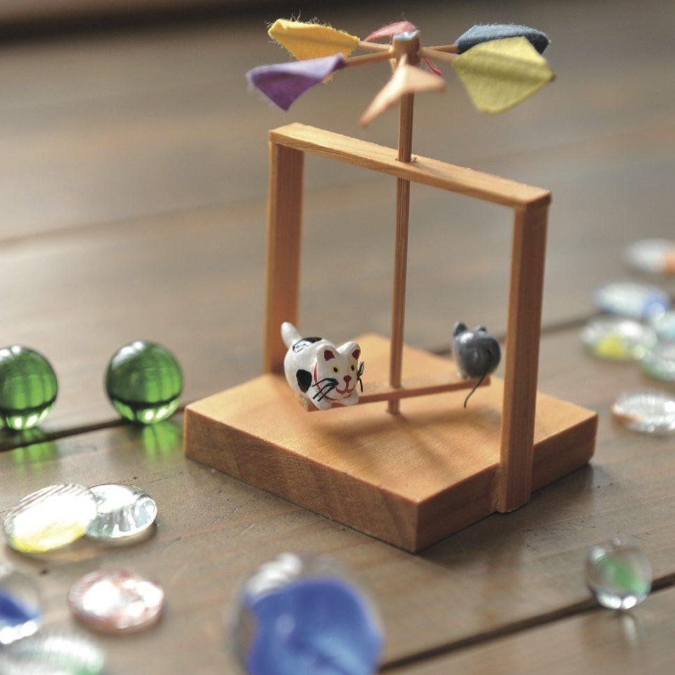 江戸の童たちが遊んだ懐かしいおもちゃに現代っ子も夢中!