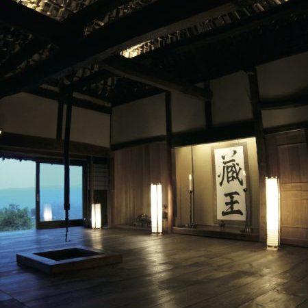 真の日本の美しさを知るなら訪ねるべき宿、室生「ささゆり庵」