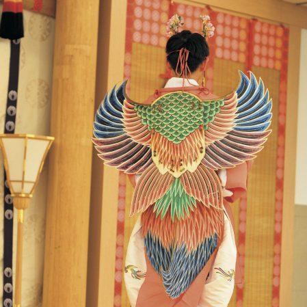 大陸と日本古来の歌舞が融合した、世界最古のオーケストラ