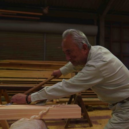 A skill dating back 1,400 years—now being taken forward into the future  The love and passion that lie behind the traditions of miyadaiku carpentry