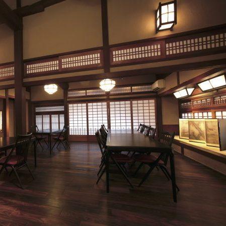 巨匠・富本憲吉のスピリットが息づく洗練の空間で上質な体験を